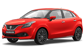 The Baleno RS
