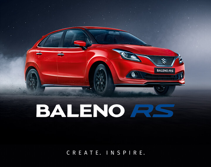 Baleno RS - Mobile Banner